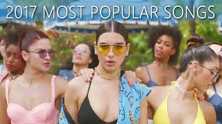 Top 100 Most Popular Songs of 2017 on YouTube 2017 Video