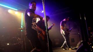 Vanna - Safe To Say - live at la Boule Noire (Paris, France) 26/03/2011