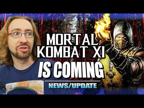 MORTAL KOMBAT XI IS COMING - E3 Predictions & Hopes