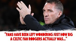 Brendan Rodgers to Leicester: