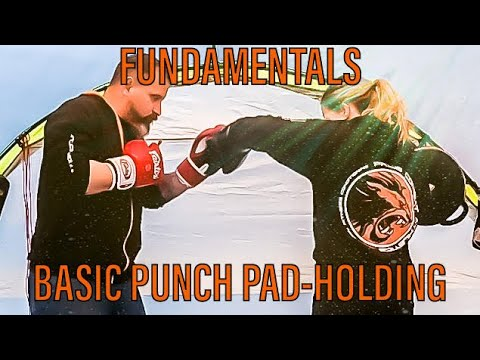 FUNDAMENTALS - BASIC PADS FOR PUNCHES
