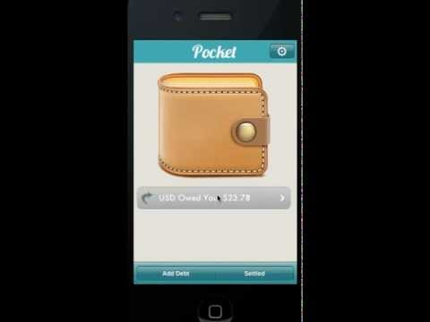 Best Personal Finance / Debt Tracking App for iPhone & iPad - Pocket