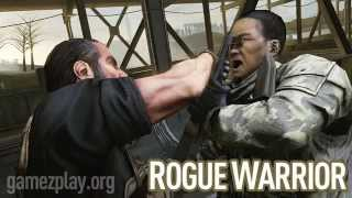 Rogue Warrior FPS video game screenshots  - Xbox 360 and PlayStation 3