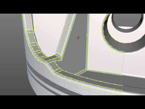 New in CINEMA 4D R15 - Modeling: Bevel
