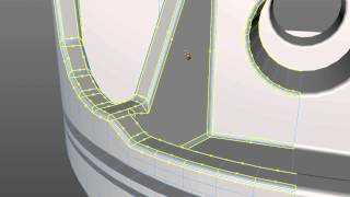 New in CINEMA 4D R15 - Modeling: Bevel