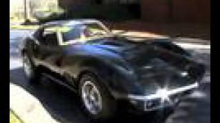 1969 Corvette 427 test drive