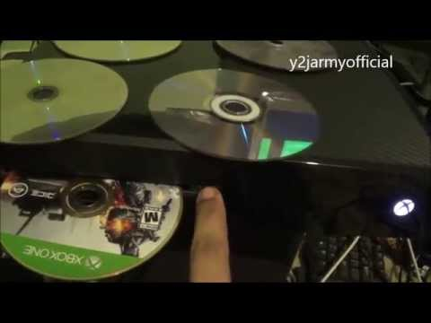 XBOX ONE DISC DRIVE PROBLEMS/BROKEN Solution- Blow some air into the system 100% works!!!