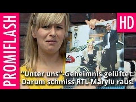 Unter unsGeheimnis gelüftet: Darum schmiss RTL Marylu raus!