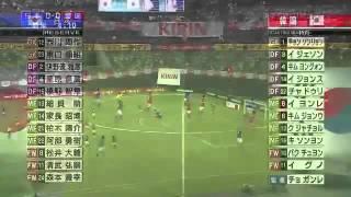 日本最高の試合!サッカー日本代表
