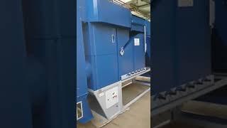 Зерноочистительная машина с аспирационной камерой (пылеуловитель) АСМ-50 АК, зерноочиститель