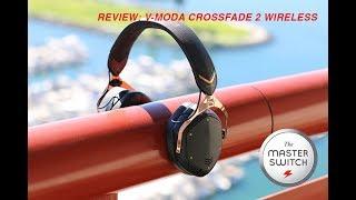 review v moda crossfade 2 wireless headphones