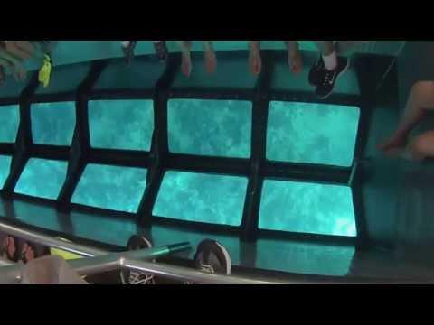 Must Watch-Glass Bottom Boat Ride