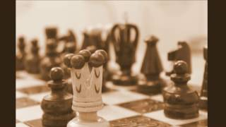 Chess - three move checkmate (by John Cassidy) 3 stop motion animation