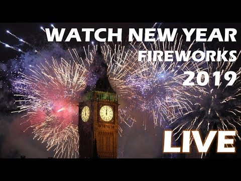 London New Year Countdown 2018 2019 Live Youtube
