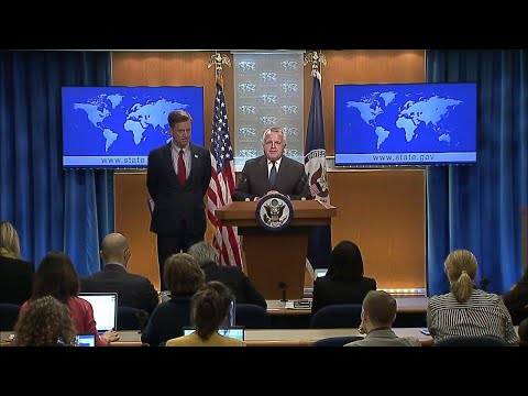 Briefing On The President's FY 2020 Budget Request For The U.S. Department Of State And USAID