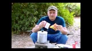 Bushcraft/camping Trail Soup And A Waitress's Spicy Tip