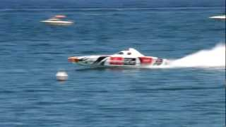 NZ Offshore Powerboat Racing 2013