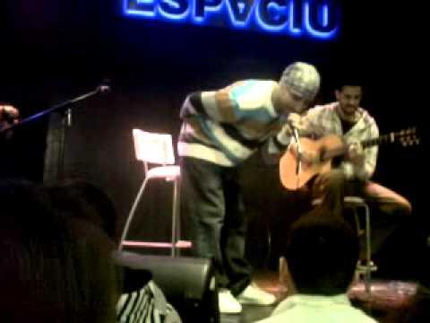 Shabu en Espaciu 3/12/11 - El romántico.
