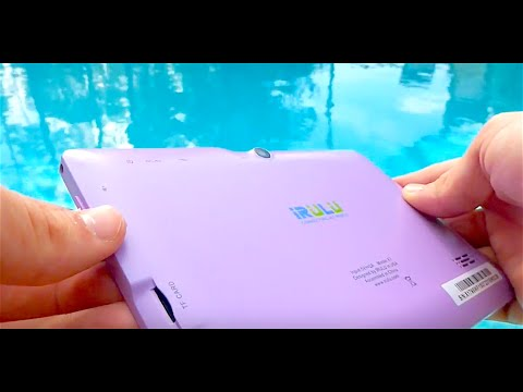Review:$50 dollar Android Tablet iRULU eXpro Mini 7 Inch