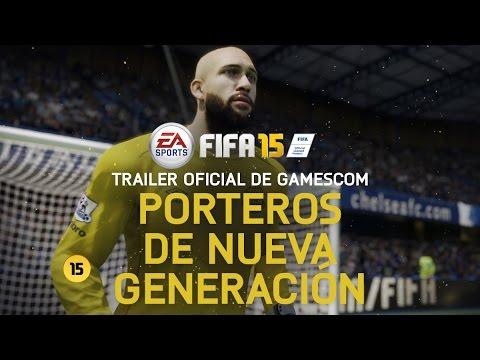 FIFA 15 - Trailer Oficial - Porteros de Nueva Generación [HD]