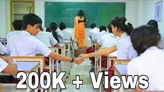 School Girl and Boy untold love 😍 story || Part 1 || Emotional Love Story || Prince Kapadiya ||