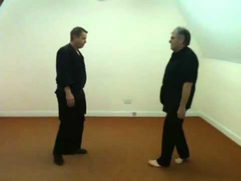 Jim Boylan kenpo jimmy & pat having a laugh