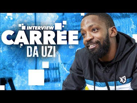 Youtube: Interview Carrée Da Uzi: Sa famille, l'influence de Nessbeal, le rap sevranais, L'Architecte…