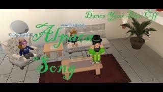 Roblox-Dance Your Blox Off-Alpaca Song-HipHop
