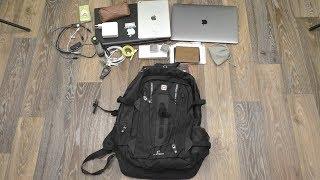 Вместительный рюкзак Swisswin SW9972 для 15.6 ноутбука / ОБЗОР ► КАЧЕСТВЕННО, но не дешево!