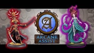 Video Arcane Assist Batreps: Makeda2 vs The Dreamer download MP3, 3GP, MP4, WEBM, AVI, FLV November 2018
