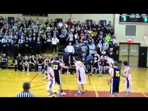 Ryan Roach playoff 2014 highlights