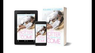 The Hotter They Come Official Book Trailer