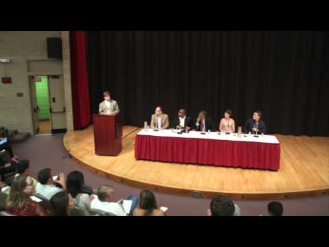 NOCOG Public Forum on Journalism August 8, 2012 - with credits