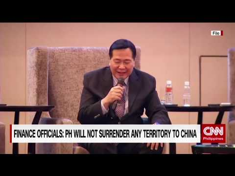 Finance officials: PH will not surrender any territory to China