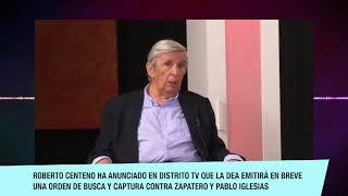 Bombazo informativo de Roberto Centeno sobre Zapatero e Iglesias