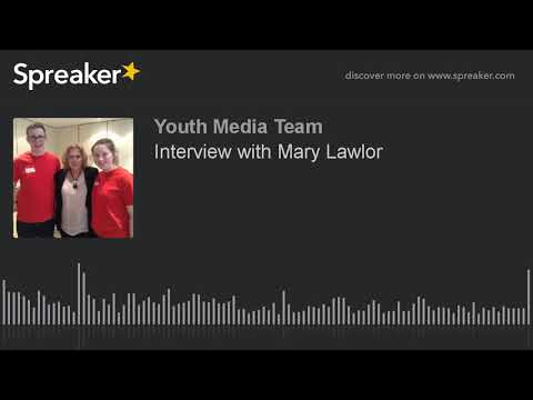 Interview with Mary Lawlor