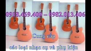 cửa hàng bán đàn guitar nhỏ nhỏ dành cho trẻ