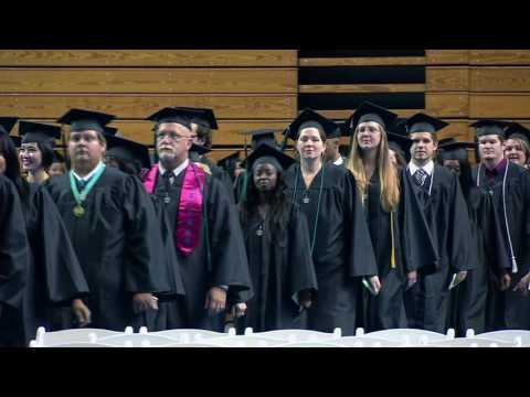 Nashville State Community College 2016 Commencement