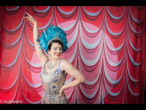 Sharon Davis | Authentic Swing & Jazz Age Dances | London