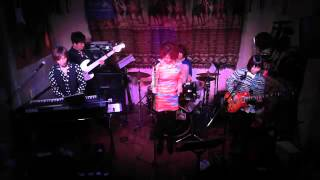 Music Bar Armadillo (名古屋アルマジロ) 2015-02-21 - Captured Live o...