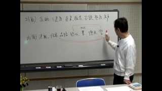 教育プログラム(2):愛と野心(2) 〜 竹下雅敏 講演映像