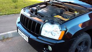 Jeep Grand Cherokee WK/WH 3.0 CRD
