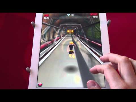 'Agent Dash' Gameplay Trailer (iPhone & iPad)