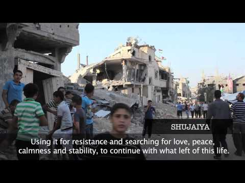Artists and War in the Gaza Strip