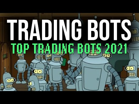 Top 4 Crypto Trading Bots For HUGE GAINS ???? In 2021!