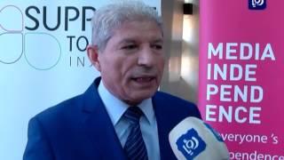 لقاء مشترك بين مسؤولي تزويد المعلومات الأردنيين