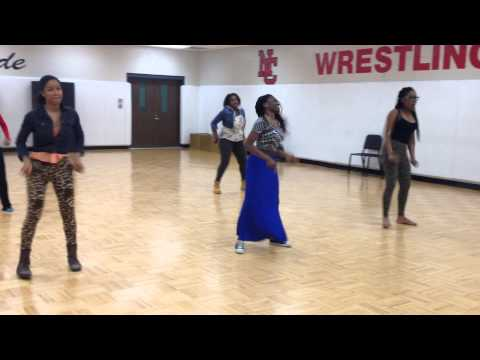 Sheila's NC Intro Choreography L.A.X Ginger .