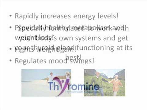 Thyromine Review A Sexy Body With A Healthy Thyroid