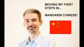 Chinese Update #1 - Speaking some beginner Mandarin Chinese! [SUBTITLES]