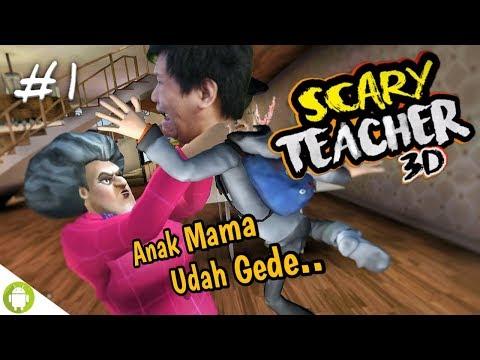 GAME NGEPRANK GURU SENDIRI!! Scary Teacher 3D Part 1 [SUB INDO] ~Terlalu Bar2 LoL!